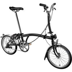Brompton M3L 2018 Folding Bike