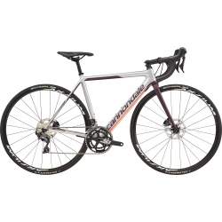 Cannondale Supersix EVO Carbon Disc Ultegra 2018 Womens Road Bike