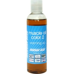 Morgan Blue Muscle Oil Color 2 (Warming)