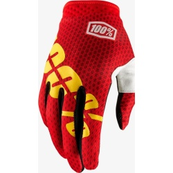 100% iTrack Long Finger Cycling Gloves AW17