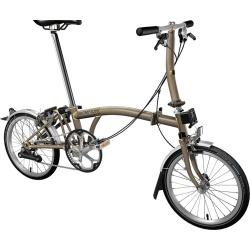 Brompton S2L 2018 Folding Bike