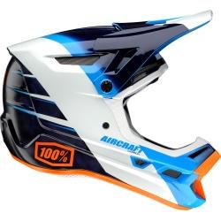 100% Aircraft MIPS DH Helmet - R9 Ocean