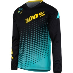 100% R-Core Supra DH LS Jersey SS17