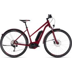 Cube Cross Hybrid Pro Allroad 400 2018 Womens Electric Hybrid Bike