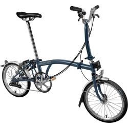Brompton M6L 2018 Folding Bike