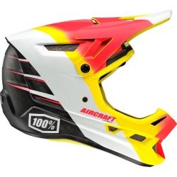 100% Aircraft MIPS DH Helmet - R9 Fire