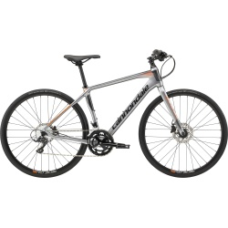 Cannondale Quick Carbon 2 2018 Hybrid Bike