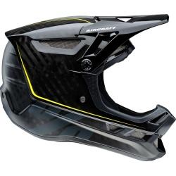 100% Aircraft MIPS DH Helmet - Raw Black
