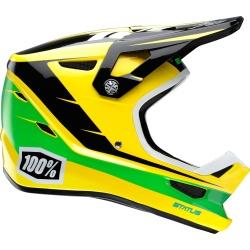 100% Status Helmet - D-Day Yellow