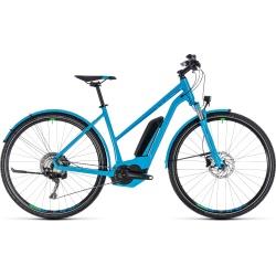 Cube Cross Hybrid Race Allroad 500 2018 Womens Electric Hybrid Bike
