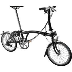 Brompton S6L 2018 Folding Bike