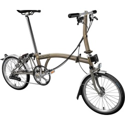 Brompton S6L Superlight 2018 Folding Bike