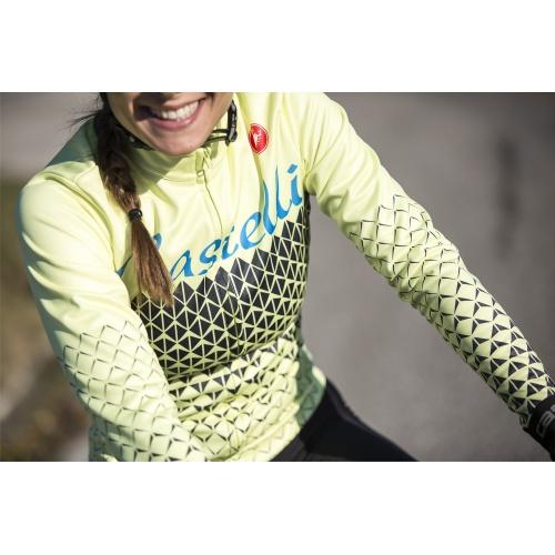 81c85f41c Castelli Women s Ciao Bella Long Sleeve Jersey
