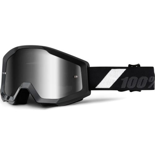 100% Strata Goggles - Mirror