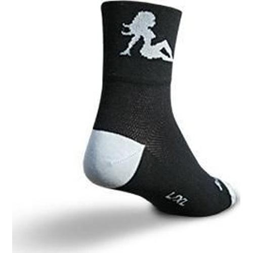 "SockGuy Classic 3"" Mudflap Girl Socks"